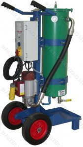 56 lpm Mobile Fuel Polishing Unit