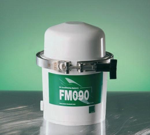 Mann Centrifuge FM090