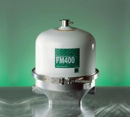 Mann Centrifuge FM 400